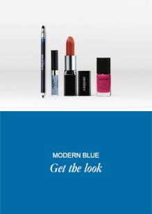 Friseur-Essen-La-Biosthetique-Make-up-Collection-Spring-Summer-2019-Modern-Blue